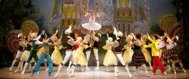 russian classcal ballet