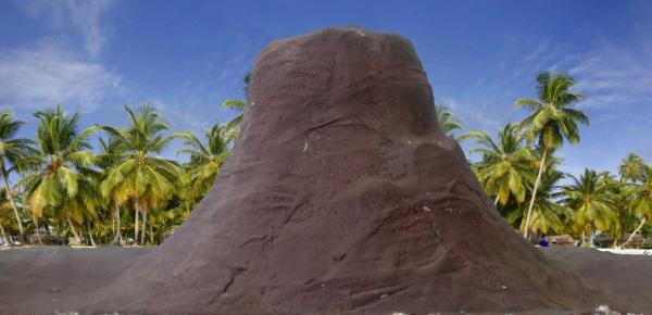 idea de volcán