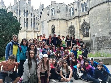 Palacio de los Condes y Duques de Aquitania